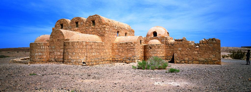 Qusayr-Amra. Image courtesy of Jordan Tourism Board.