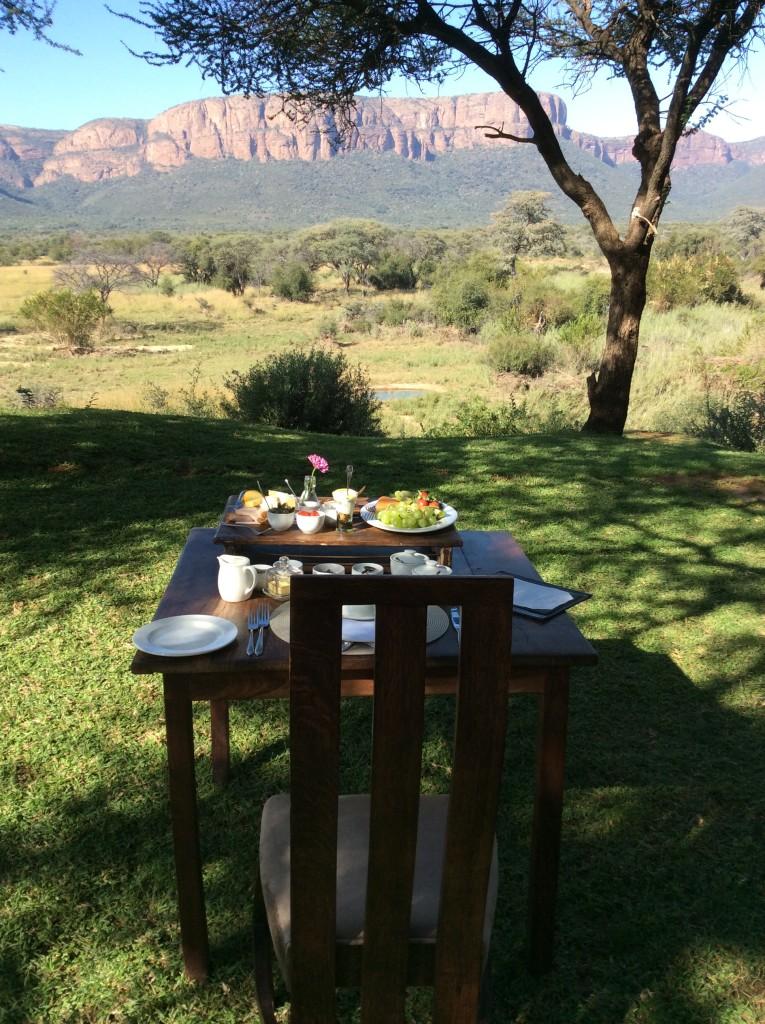 Breakfast-Marataba-Safari-Lodge-Marakele-National-Park-Limpopo-South Africa