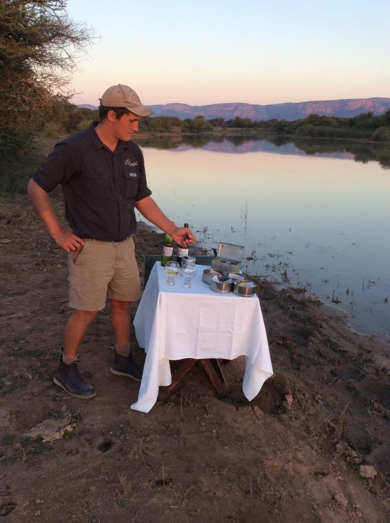 Sundowner- Matlabas-River-Marataba-Safari-Lodge-Marakele-National-Park-Limpopo-South Africa