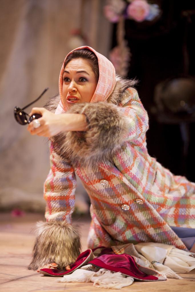 Kelly Paterniti as Celia. ®Rush