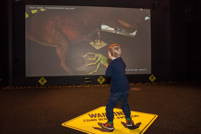 tyrannosaurus meet the family tickets