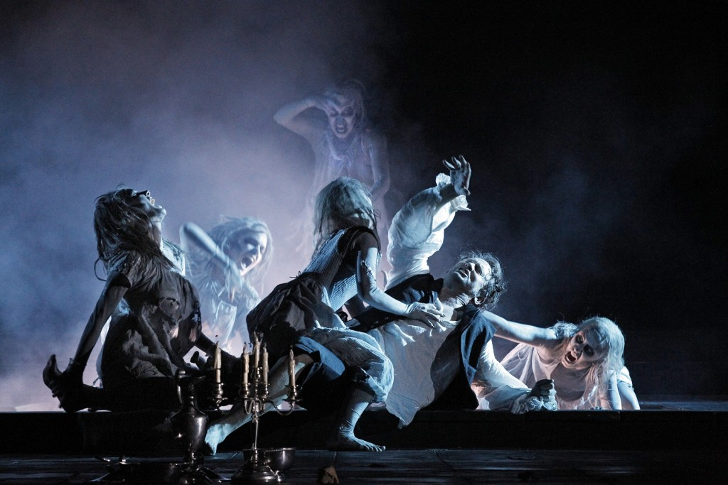 Opera Australia's Don Giovanni. Picture by Jeff Busby.