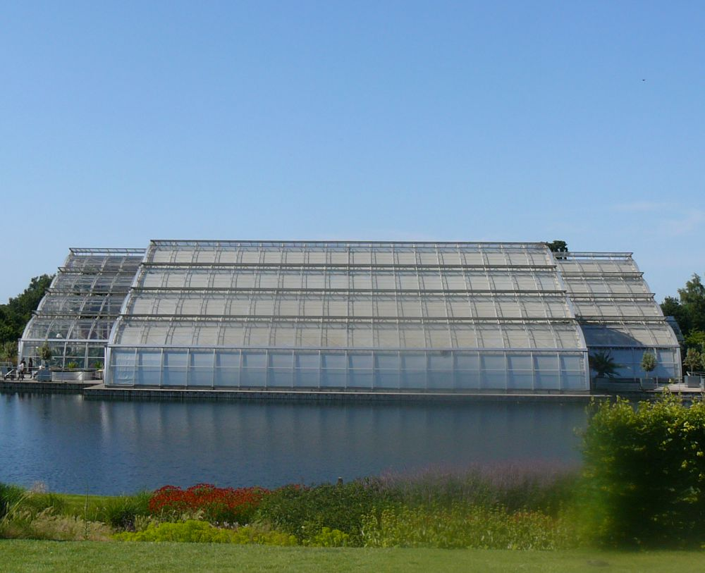 The Glasshouse at Wisley.