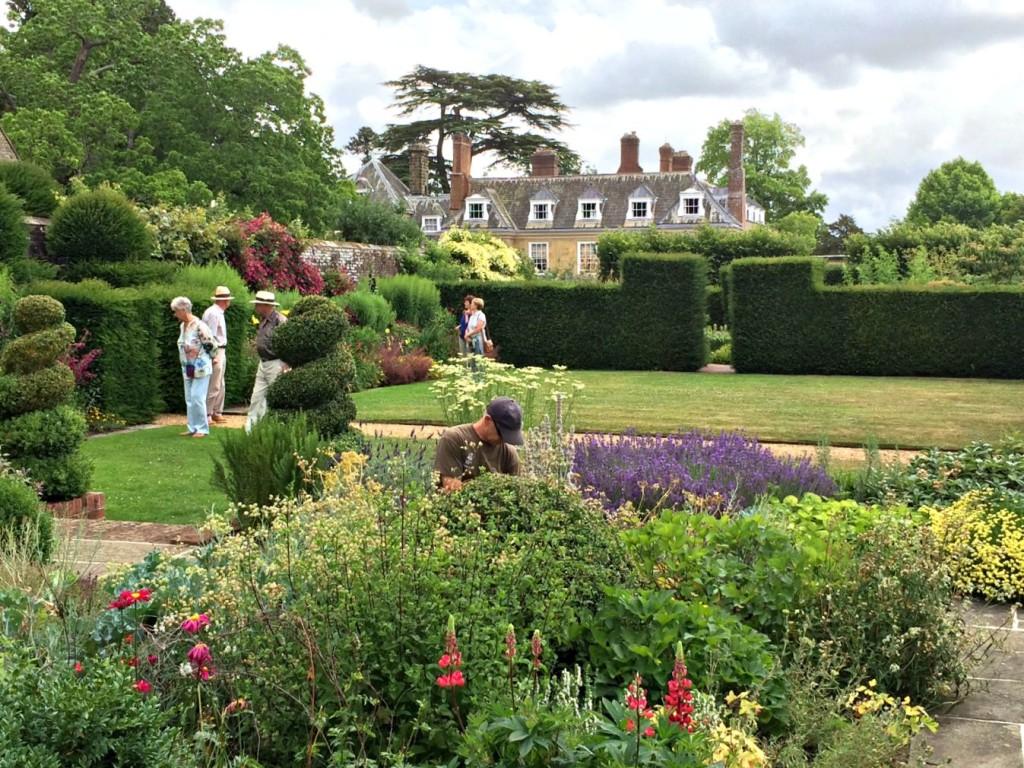 Woolbeding Gardens West Sussex England