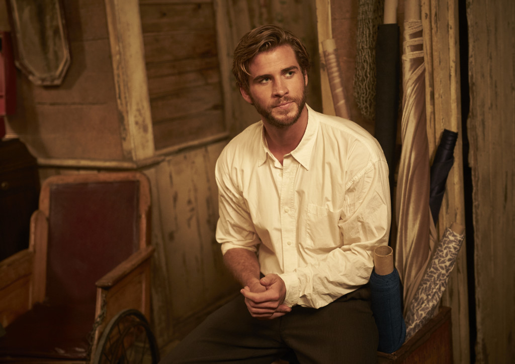 Liam Hemsworth in the Dressmaker. .benkingphotographer