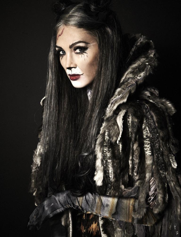 Delta Goodrem as Grizabella. Image: Will Braden