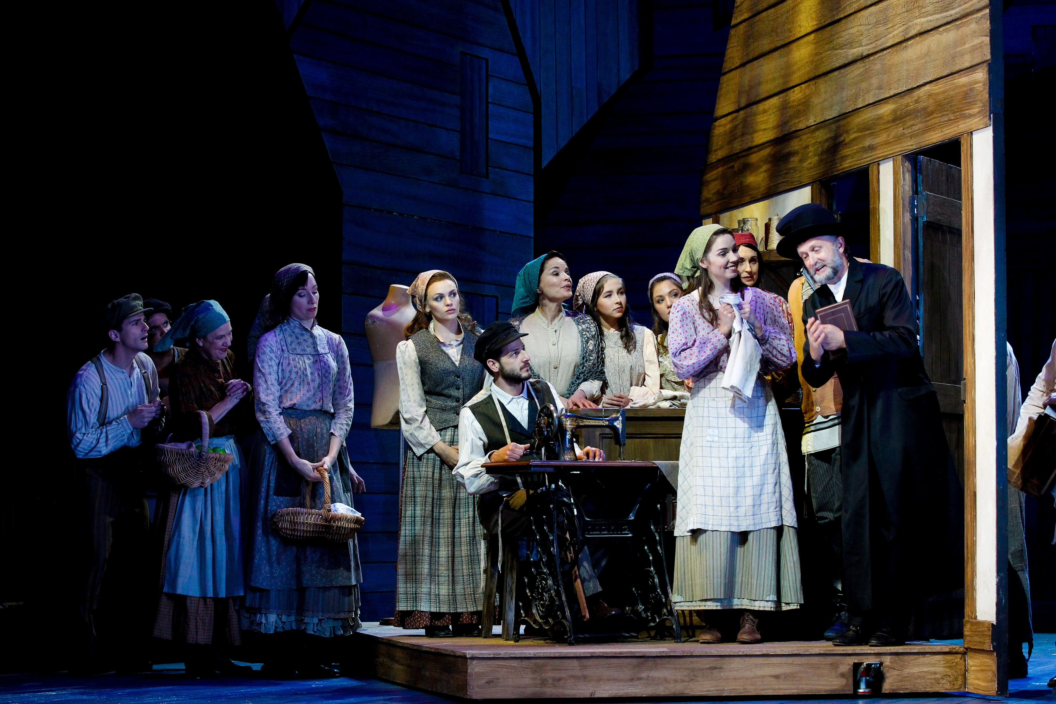 Review Fiddler On The Roof