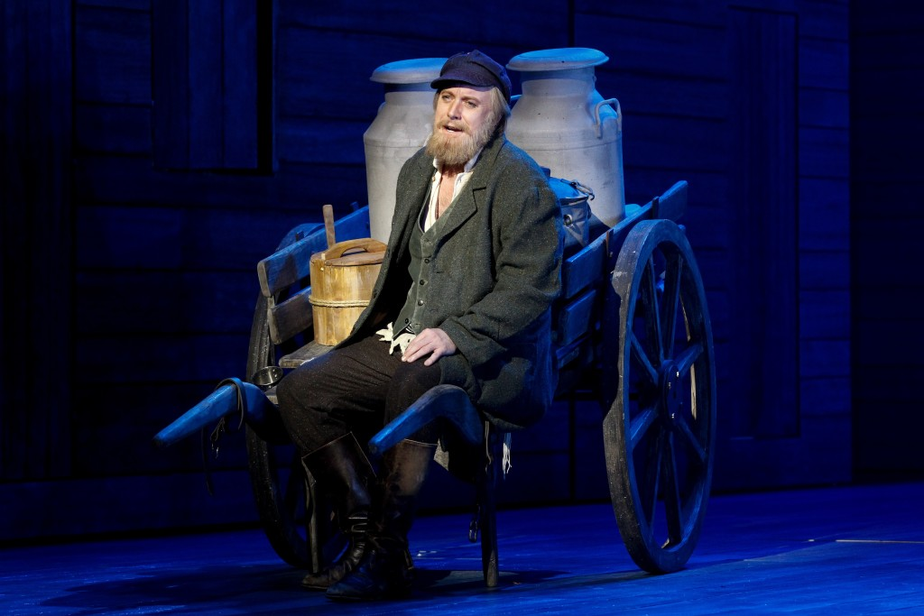 Anthony Warlow in Fiddler on the Roof