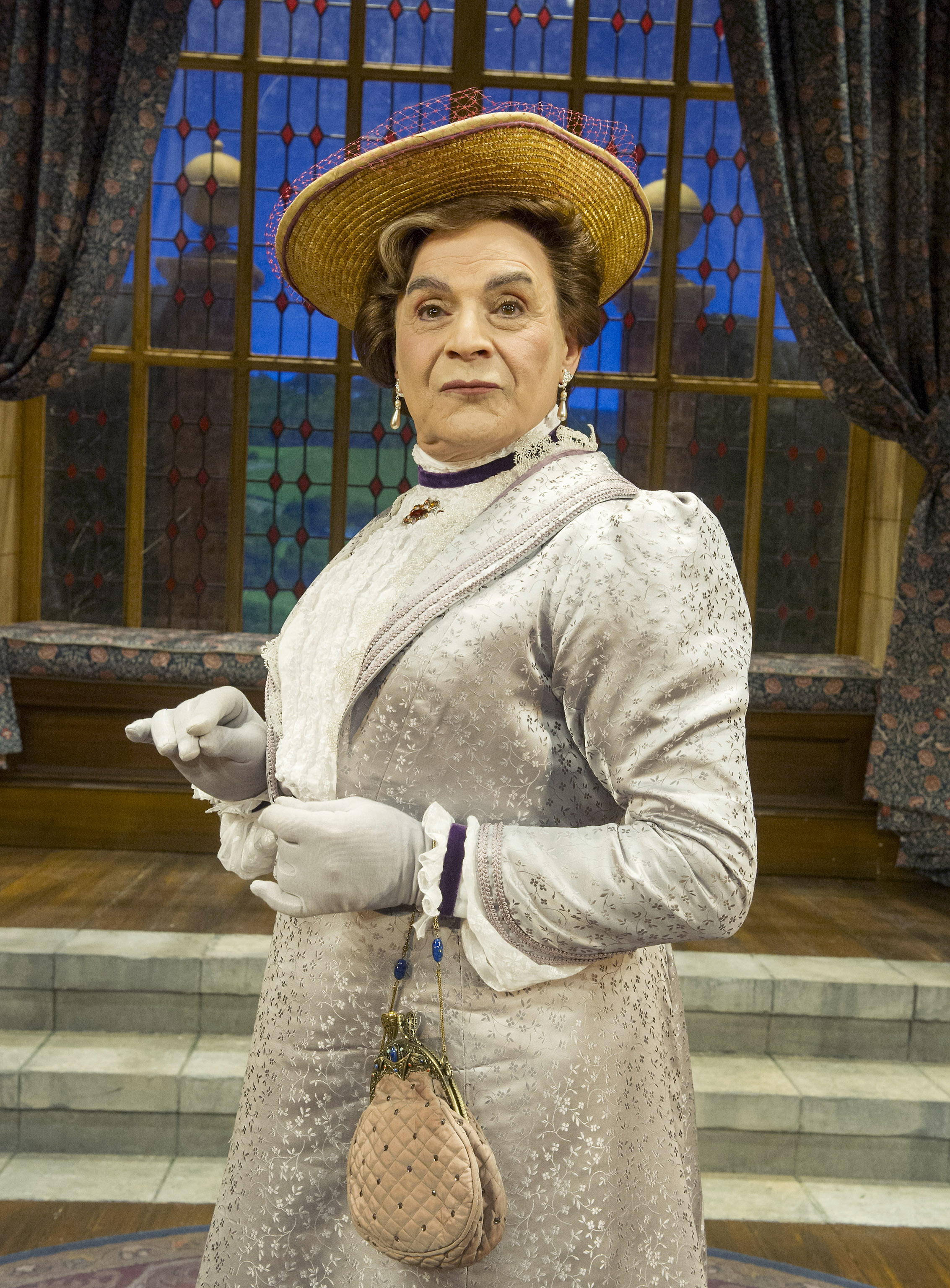 review the imporance of being earnest david suchet as lady bracknell