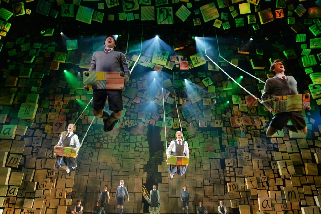 On Stage: Matilda the Musical