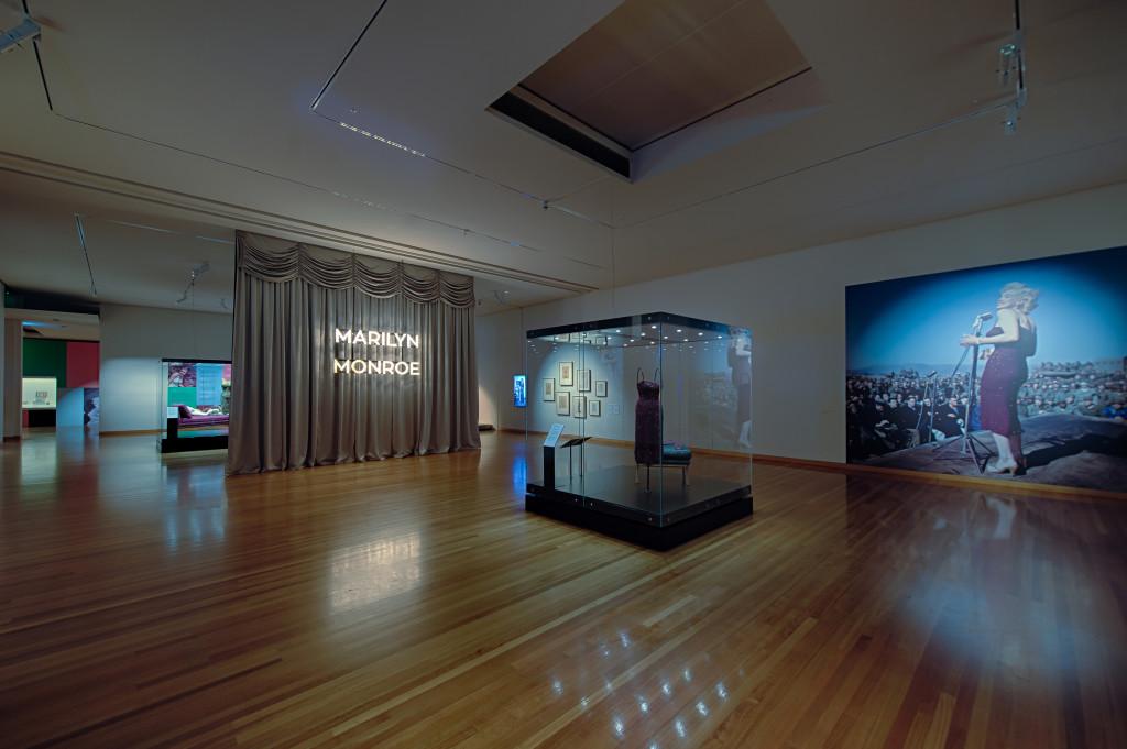 The Marilyn Monroe Exhibition at Bendigo Art Gallery