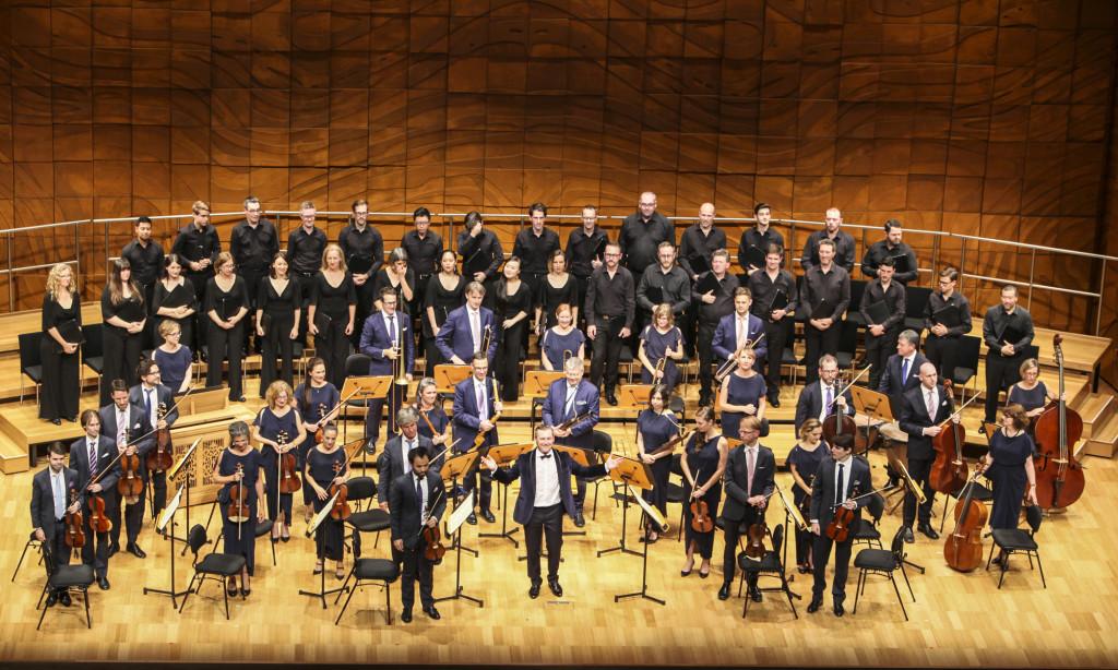 The Brandenburg Orchestra and Choir