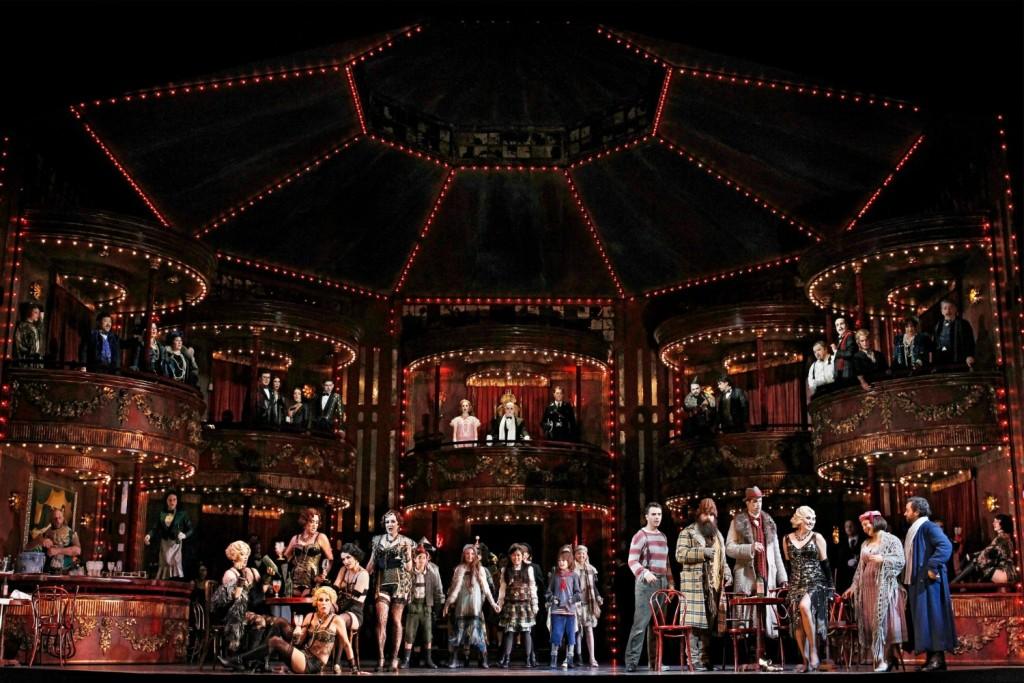 Opera Australia's La Bohème.