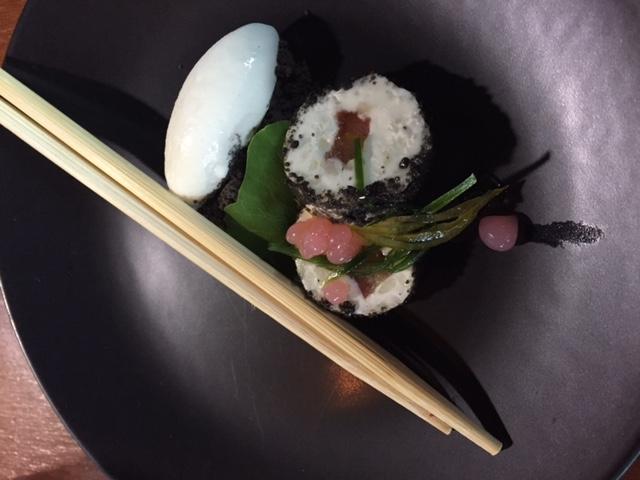 Sushi gelato