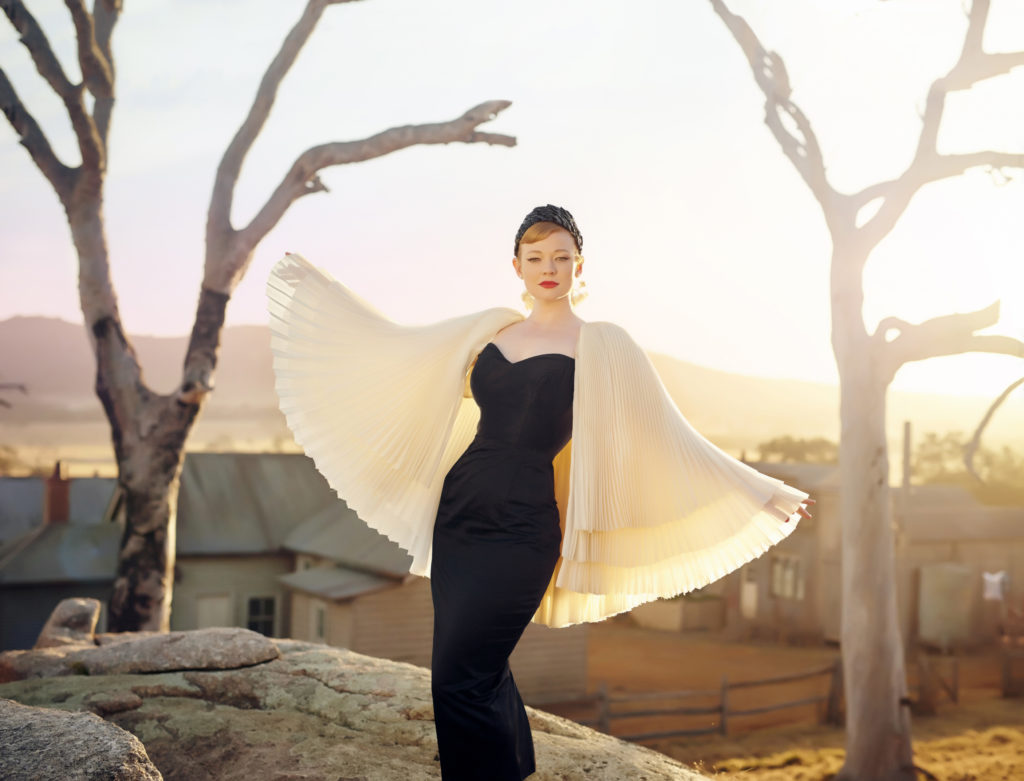 The Dressmaker Costume Exhibition - Sarah Snook
