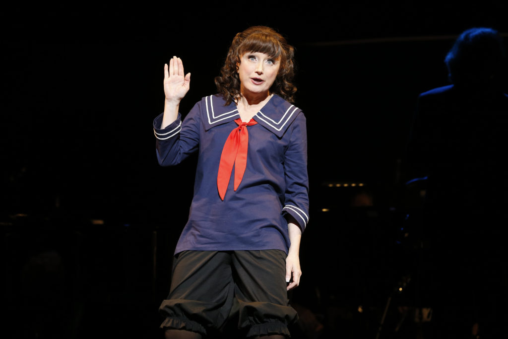 TPC FUNNY GIRL photo Jeff Busby - Caroline O'Connor (2)