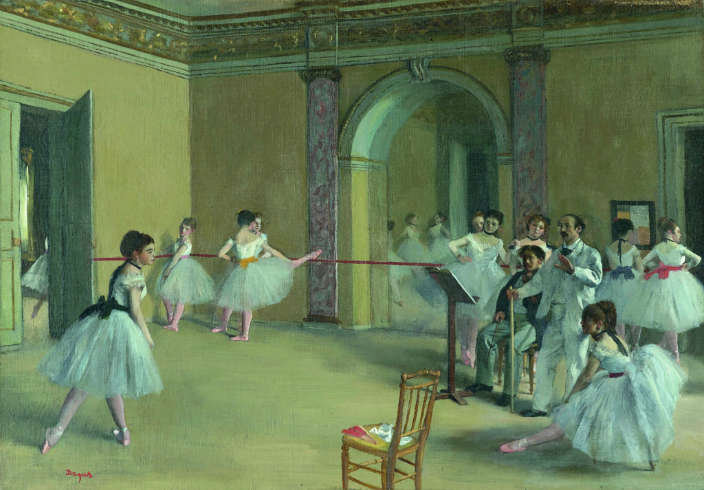 Exhibition: Degas A New Vision