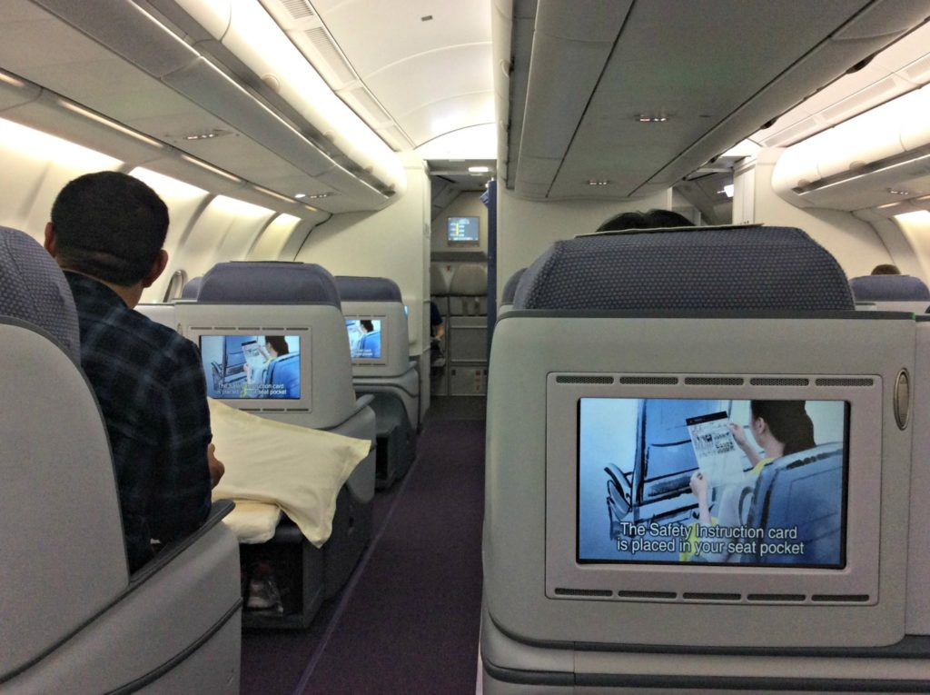 Review China Southern Airlines Flights To London