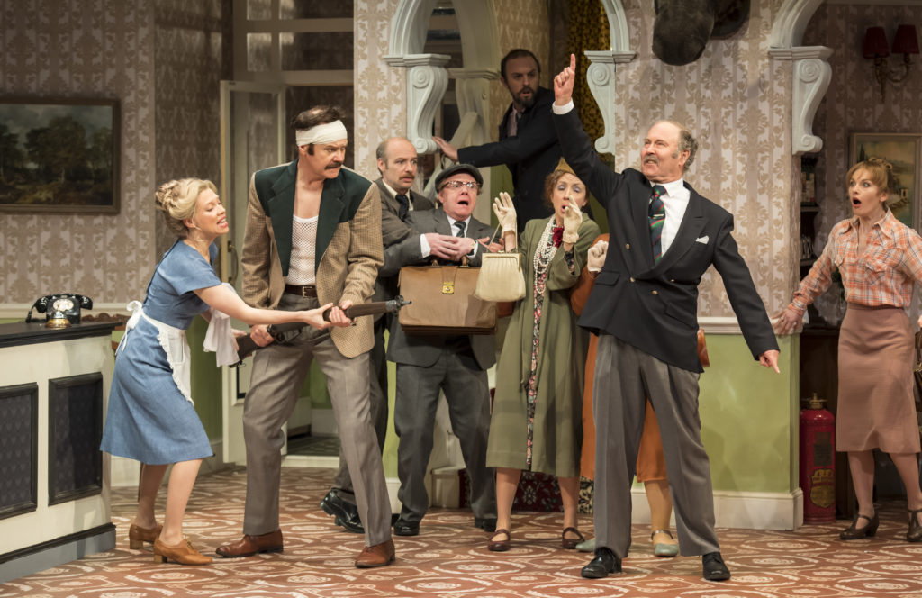 Fawlty Towers Live on Stage