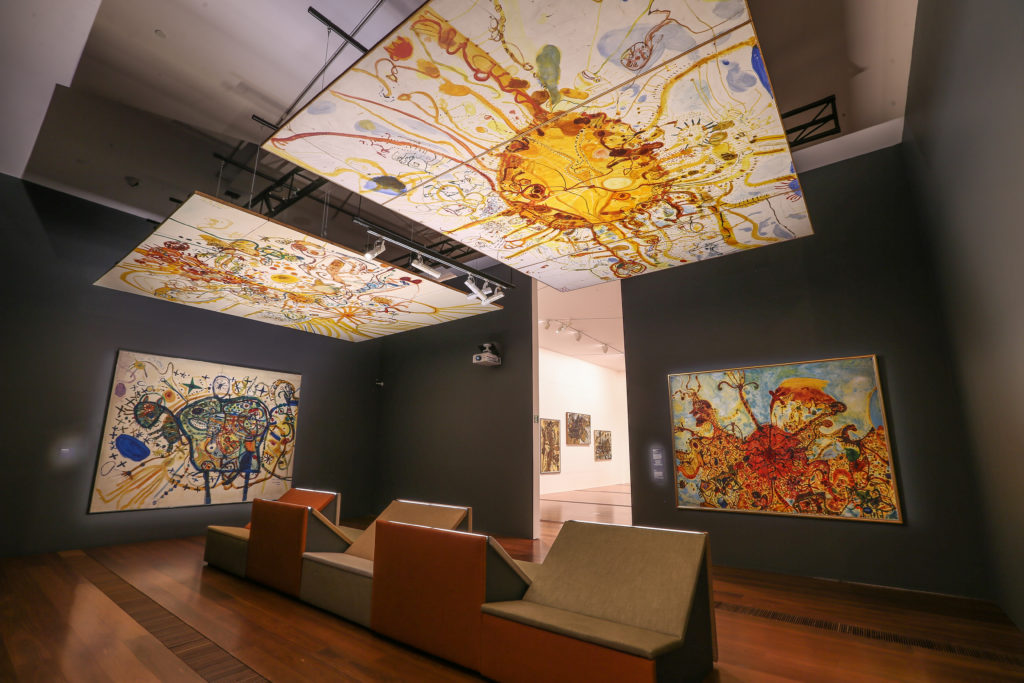 Exhibition: John Olsen at the NGV