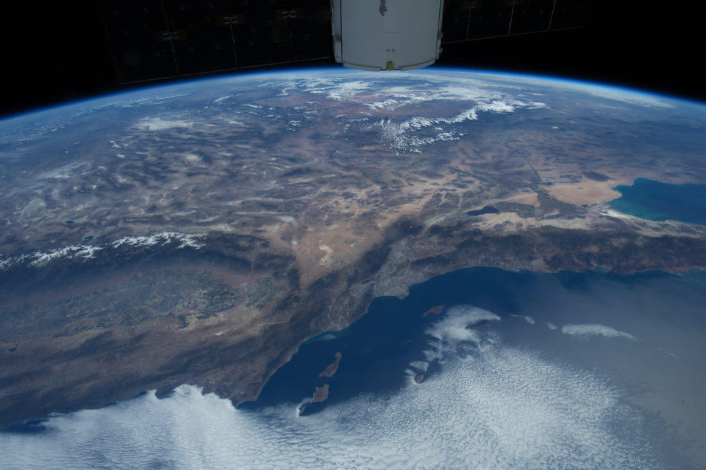 An astronaut's breathtaking view of Los Angeles from the International Space Station as witnessed in the new IMAX® film, A Beautiful Planet. Narrated by Jennifer Lawrence and from IMAX Entertainment and director Toni Myers, A Beautiful Planet is a stunning glimpse of Earth from space, bringing a heightened awareness of our planet—and the effects of humanity over time—as never seen before. Exclusive IMAX® 2D and 3D engagements begin April 29, 2016. Photo courtesy of NASA. © 2016 IMAX Corporation