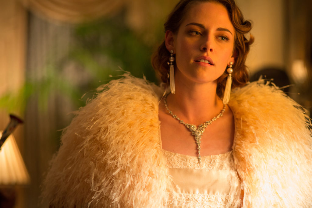 Vonnie (Kristen Stewart) in a scene from CAFÉ SOCIETY directed by Woody Allen, in cinemas October 20, 2016. An Entertainment One Films release.