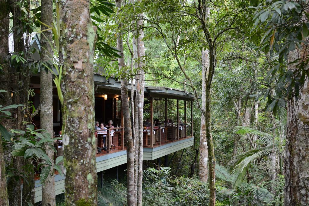 The Treehouse Restaurant