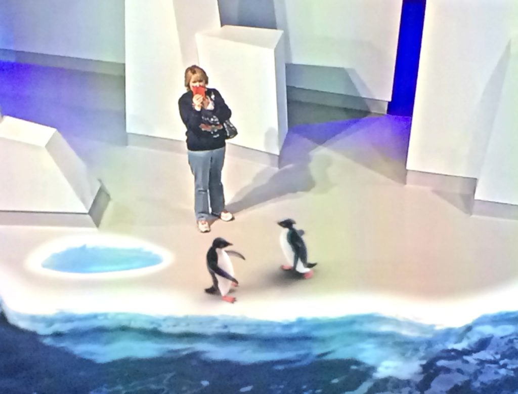 My `non existent' penguin friends!