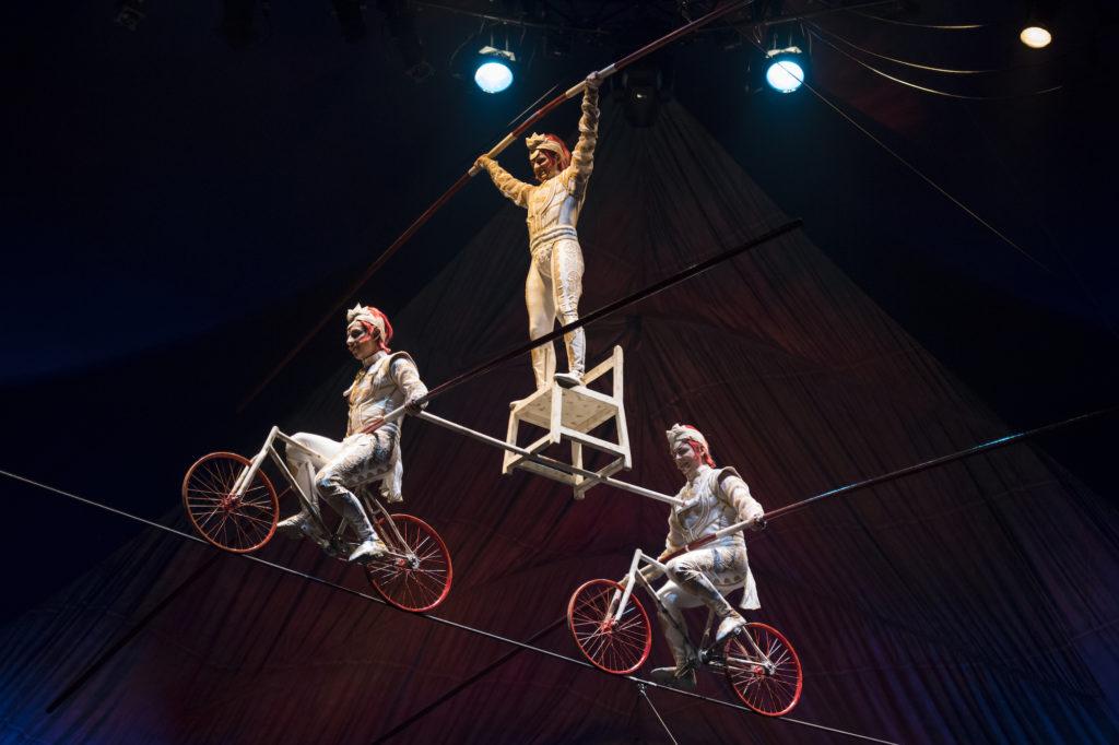 On Stage: Cirque Du Soleil