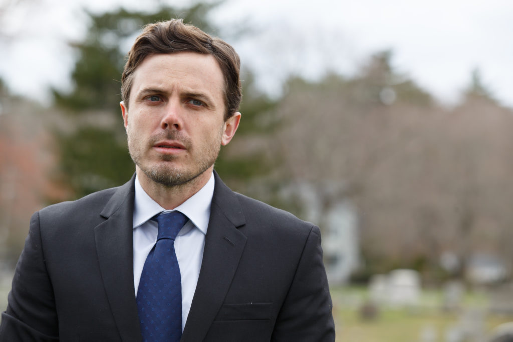 Casey Affleck stars in Manchester by the Sea.