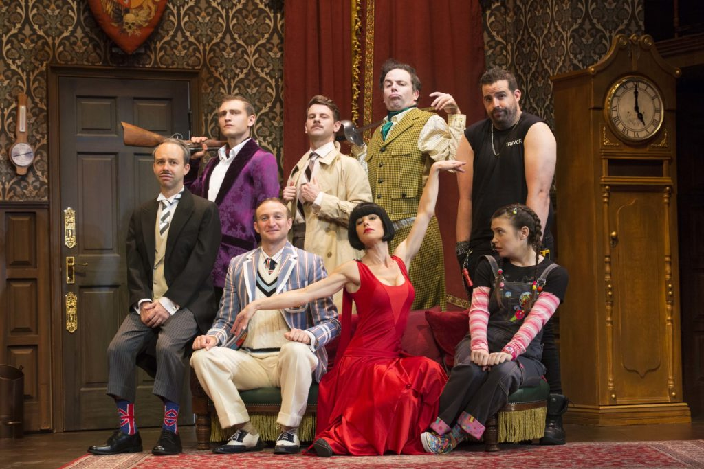 On Stage: The Play That Goes Wrong