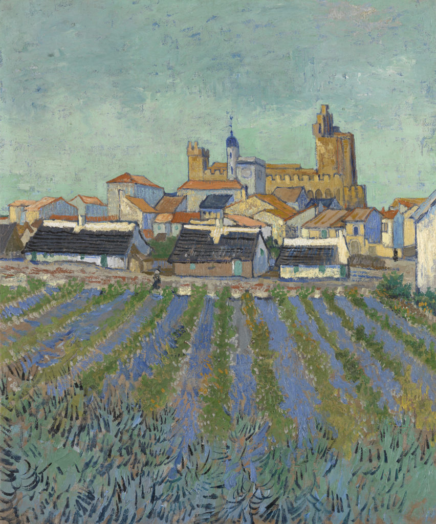 Exhibition: Van Gogh and the Seasons at the National Gallery of Victoria