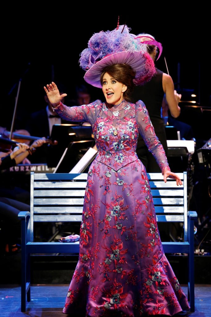 Marina Prior gives a wonderful performance in Hello, Dolly!