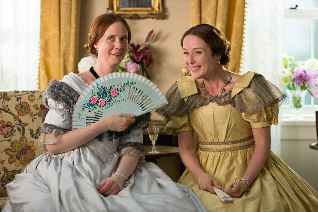 Cynthia Nixon and Jennifer Ehle.