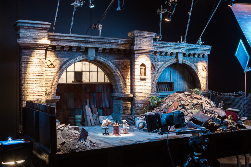One of the Shaun the Sheep sets.