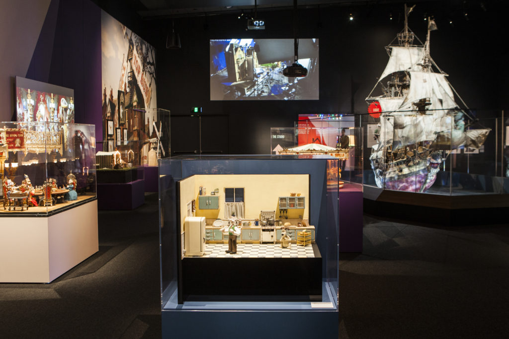 Exhibition: Wallace & Gromit and Friends: The Magic of Aardman