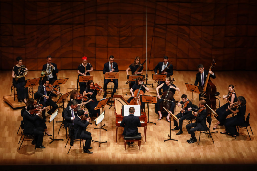 The ABO performs Cannabich's Sifonia in E-flat major at Melbourne's Recital Centre.
