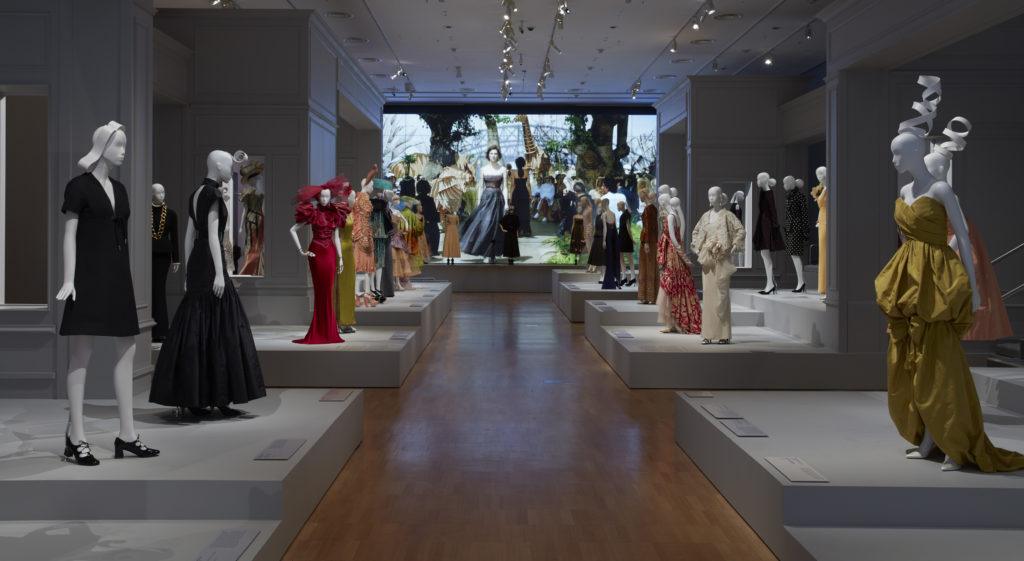 Exhibition: NGV's The House of Dior: Seventy Years of Haute Couture
