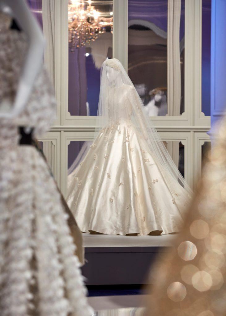 Miranda Kerr's wedding dress.