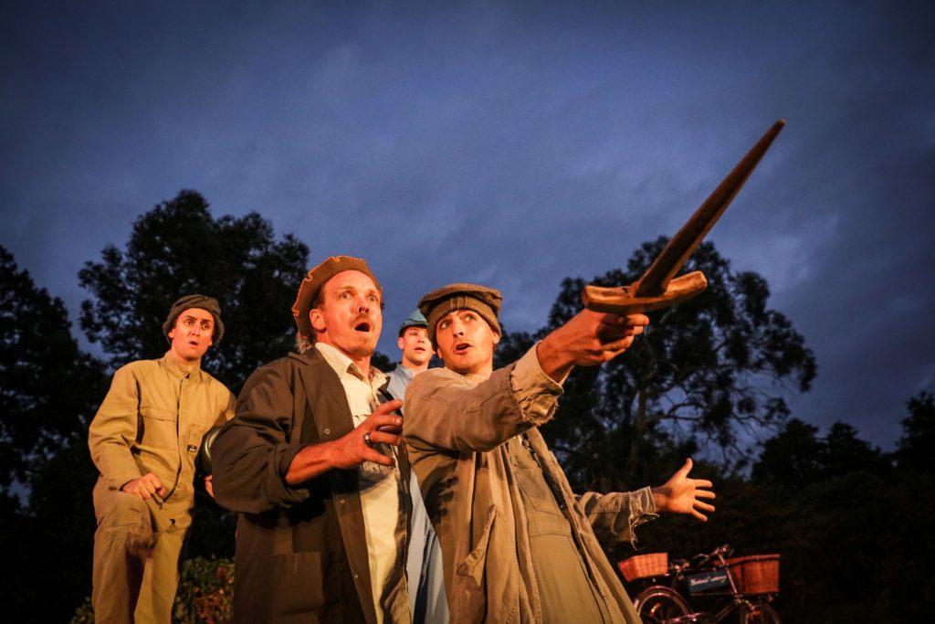 On Stage: Australian Shakespeare Company