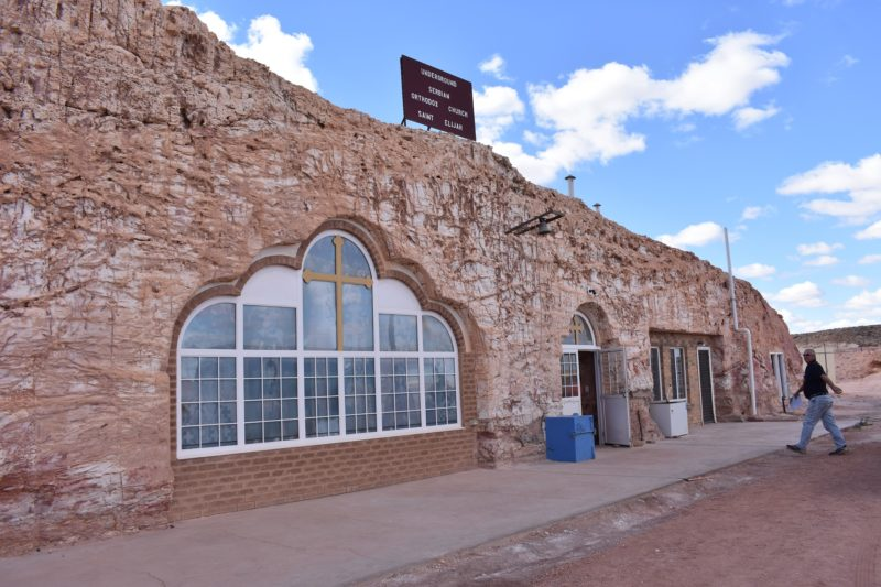 Opals Shine Bright in Coober Pedy - Travels With JB